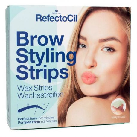 BROW STYLING STRIPS REFECTOCIL