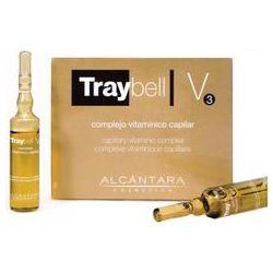 Ampollas complejo vitamínico Capilar Traybell 6*10 ml