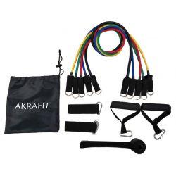 Set de tubos elásticos Akrafit