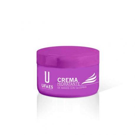 Crema hidratante de manos UFAS, 200 ml.