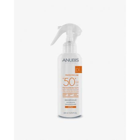 SPF 50+ Sun Emulsion Spray 200 ml.