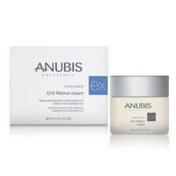 Anubis Excellence Q10 Retinol Cream 60 ml.