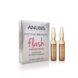 Anubis Concentrate Line Instant Beauty Flash 2 amp. x 15 ml.