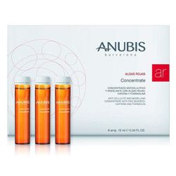 Anubis Algas Rojas Concentrate 8 amp. x 10 ml.