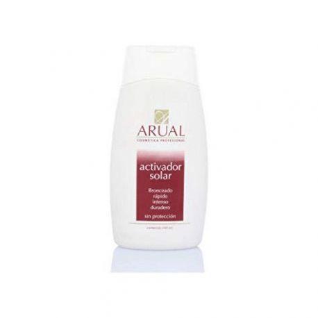 Crema Aceleradora de Bronceado Arual 200 ml.