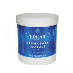 Crema de Masaje Edgar 1.000 ml.