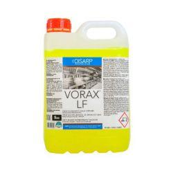 Vorax LF Desengrasante Espuma Controlada Máquinas 5 L.- Caja 4 unid.