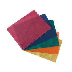 Mantel Celulosa 30x40 48 grs. Varios Colores, Caja 500 unid.