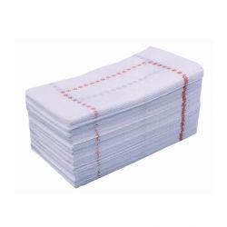 Servilleta Engarzada Zig-Zag en estuche 100 unid., Caja 90 Paquetes