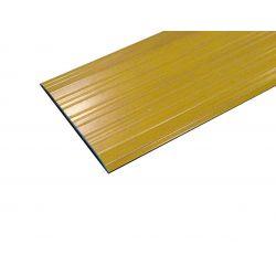 Rampa para umbral interior de efecto madera 90 x 10.5 cm