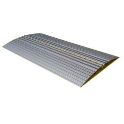 Rampa de dos lados para umbral interior de aluminio