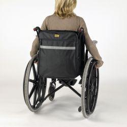 Bolsa silla de ruedas estandar Splash negro