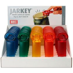 Abre botes JarKey Frost Display 30 u.