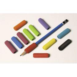 Manguito esponjoso para bolígrafos