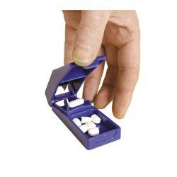 Partidor de pastillas