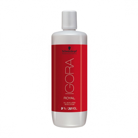 IGORA ROYAL LOC ACTIV 9% - 30Vol 1L