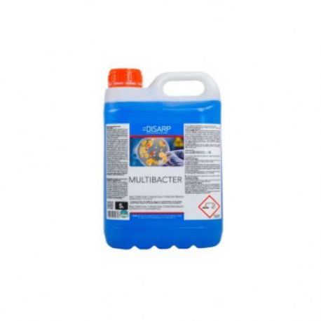 Multibacter 5 L. Fungicida.- Caja 4 unid.
