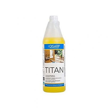 Titán Desengrasante Higienizante Universal 1 L.