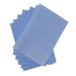 Toallas Azules Calidad Extra, 90 x50 cm. pack 100 unid.
