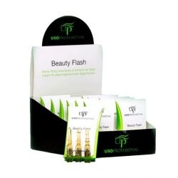 Ampollas flash efecto lifting de belleza instantánea de 2 ml.Expositor 36 und.