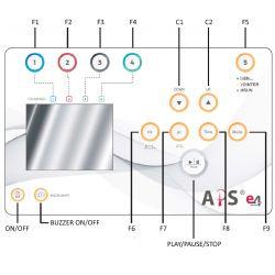 Equipo Portátil de Fisioterapia Invasiva APS E4