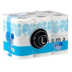 Papel Higiénico Doméstico, 2 capas, rollo 40 mt. pack 12 rollos