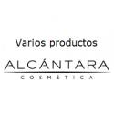 Varios productos de Alcántara